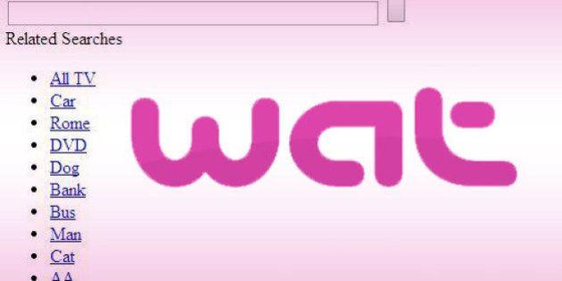 TF1 oublie de renouveler son nom de domaine WAT.tv, le site qui héberge toutes ses