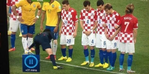 Brésil-Croatie: revivez le match d'ouverture de la Coupe du monde 2014 avec le meilleur (et le pire)...