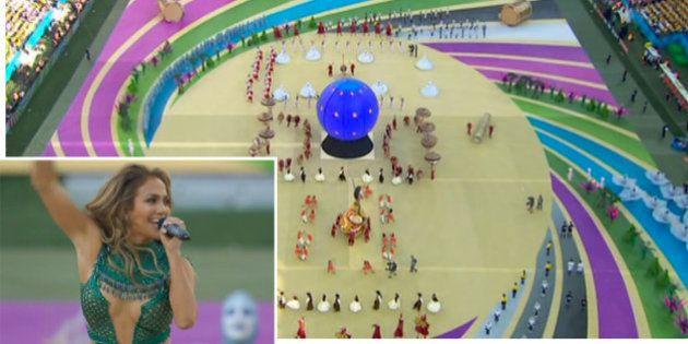 Revivez la cérémonie d'ouverture de la Coupe du monde 2014 avec le meilleur (et le pire) du