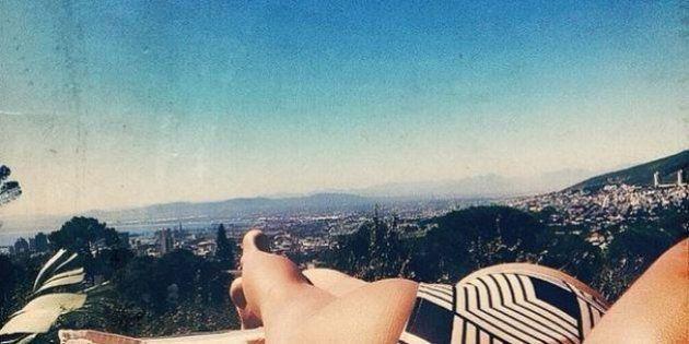 Shy'm partage sur Instagram ses photos de vacances (de rêve) en Afrique du