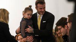 Ne dites pas à Beckham qu'il éduque mal sa