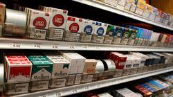 Le paquet de cigarettes neutre français met en colère
