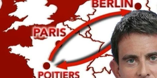 VIDÉO. Valls à Berlin pour la finale de la Ligue des champions: les arguments du gouvernement font un
