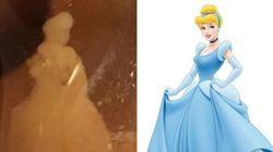 Une princesse Disney enfermée dans un