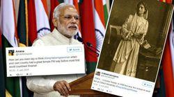Quand les Indiennes répondent aux propos sexistes de leur Premier