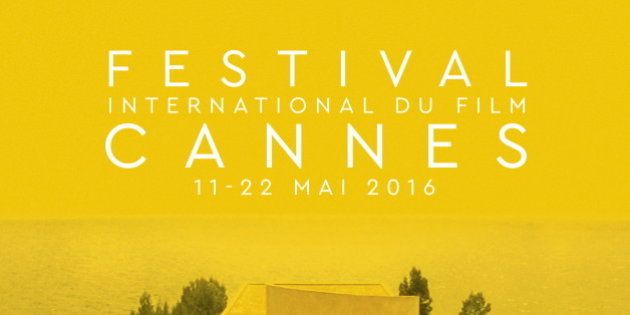 The poster for the 69th Cannes Festival is seen in this handout picture provided by the Audiovisual Press...