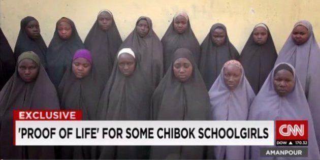 Deux ans après leur enlèvement, Boko Haram diffuse une vidéo de 15 des 276 lycéennes enlevées au