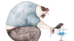 Ces illustrations montrent à quel point le lien entre un père et sa fille est