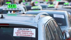Les taxis marseillais et nantais obtiennent un arrêté interdisant