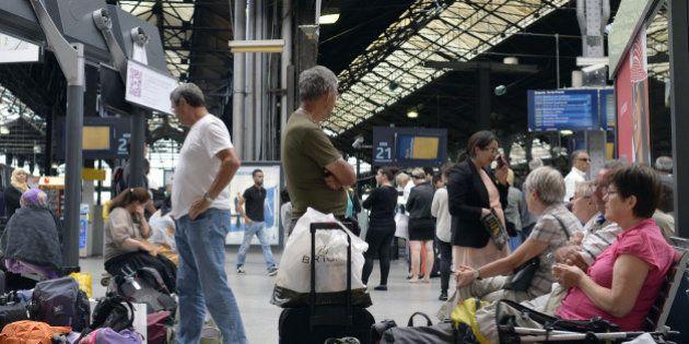 Grève à la SNCF: 5e jour de perturbations, le point sur le trafic de
