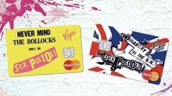 Des cartes de crédit à l'effigie des Sex