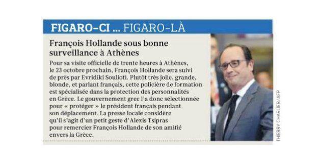 Le Figaro présente ses excuses après une brève polémique sur une policière