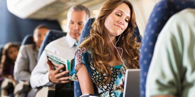 Où s'asseoir dans un avion en fonction de ce que vous