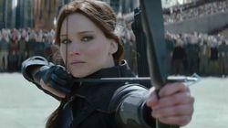 Katniss veut en découdre dans la première bande-annonce du prochain