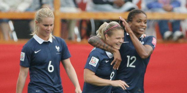 VIDÉOS. Le résumé et le but de France - Angleterre (1-0) à la Coupe du monde