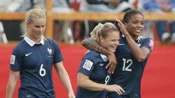 Regardez le but de France -