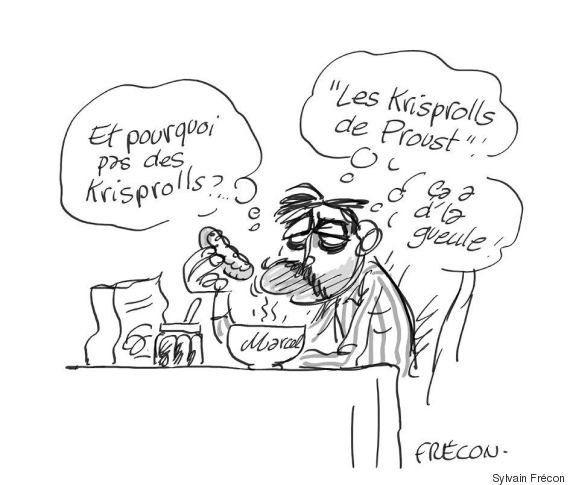 Madeleine de Proust: d'après des manuscrits, elle aurait pu être du pain grillé ou une