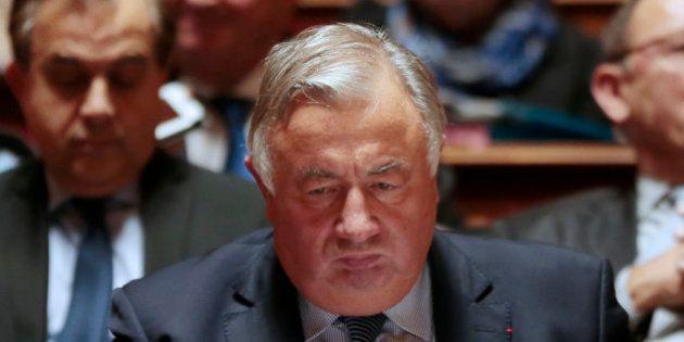 Gérard Larcher président du Sénat, voire de la République si Hollande