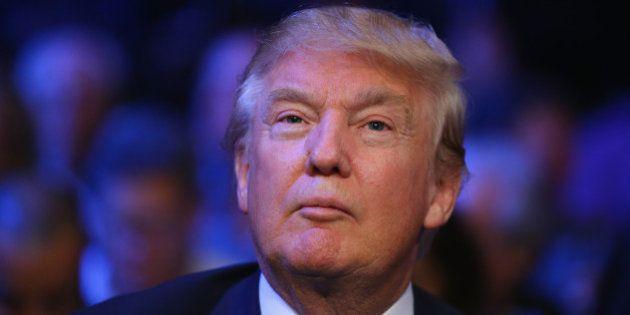 Réchauffement climatique : Donald Trump ose la blague la plus cliché des