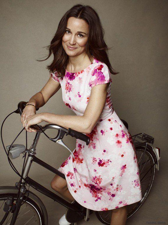 Pippa Middleton collabore avec une créatrice de mode pour une