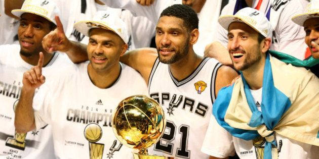 VIDÉOS. Tony Parker remporte sa quatrième finale NBA avec les Spurs de San Antonio contre le Heat de