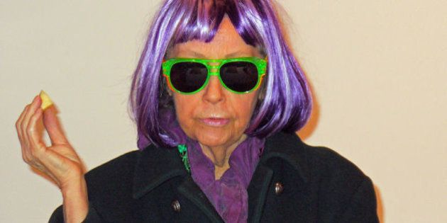 Ultra Violet, la superstar de Warhol est