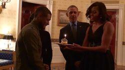 Quand les Obama chantent
