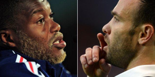 Mathieu Valbuena défend Djibril Cissé: il n'a