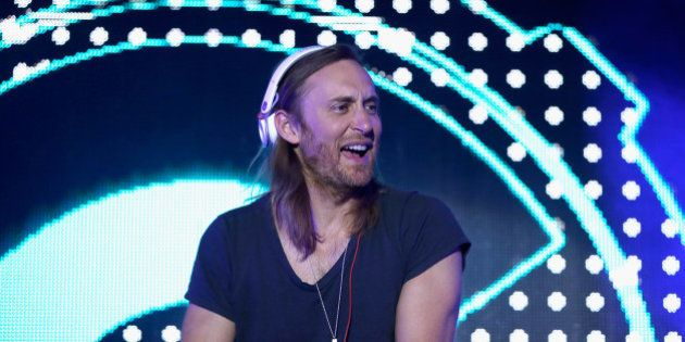David Guetta composera l'hymne de l'Euro 2016 (et ça ne plaît pas à tout le
