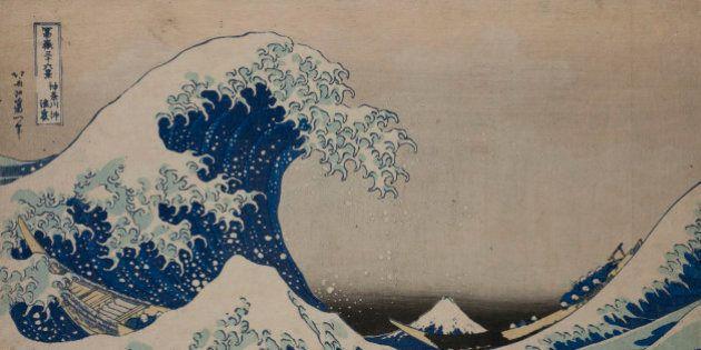 PHOTOS. Hokusai au Grand Palais: comment le maître de l'estampe japonaise a inventé le