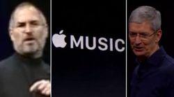 VIDÉO. Apple Music : il y a 12 ans, Steve Jobs refusait pourtant de vendre des