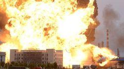 Avant l'explosion de Tianjin, déjà deux précédents en Chine cette