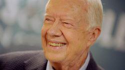 Jimmy Carter annonce qu'il est atteint d'un
