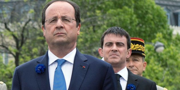 Intermittents, SNCF: François Hollande et Manuel Valls optent pour la