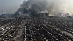 La situation en direct après la terrible explosion à