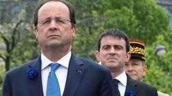 Hollande et Valls choisissent l'épreuve de