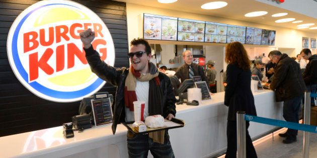 Burger King: Paris devrait se doter d'un nouveau restaurant à La Villette dès le 28