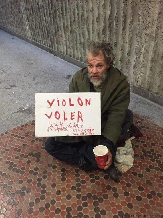 VIDÉO. Grâce à la solidarité des internautes, ce sans-abri a un nouveau