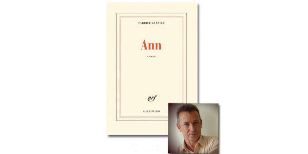 On a interviewé Fabrice Guénier, l'auteur d'Ann dont personne ne voulait