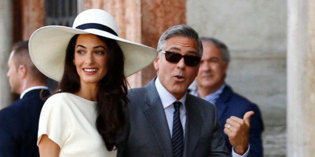 Un mariage comme celui de George Clooney et Amal Alamuddin, ça coûte