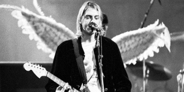 Des inédits de Kurt Cobain sortiront dans un album le 6