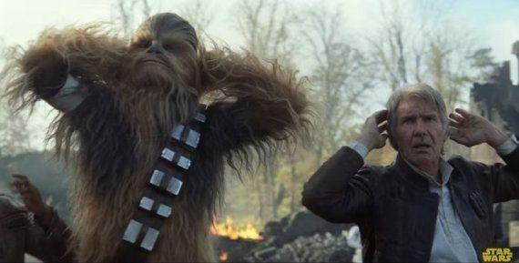 VIDÉO. Star Wars 7: la bande-annonce définitive de The Force Awakens (Le Réveil de la