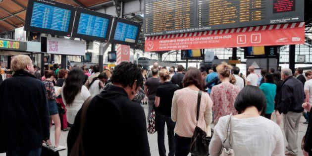 Grève SNCF: le trafic s'améliore malgré la poursuite du mouvement, la réforme ferroviaire à
