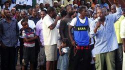 La grève générale à Mayotte