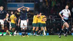 La World Rugby reconnaît l'erreur de l'arbitre qui aurait pu changer le résultat
