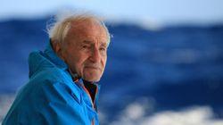 Claude Lorius, lanceur d'alerte sur le climat à une époque où on s'en