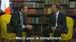 Emmanuel Macron apprécie être comparé à Tony