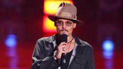La déclaration d'amour de Johnny Depp à Vanessa