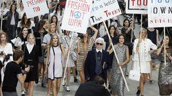 Chanel: un défilé très