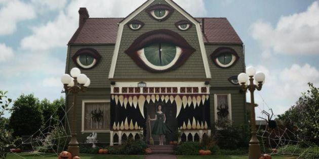 PHOTOS. Pour Halloween, cette photographe a redécoré entièrement la maison de ses